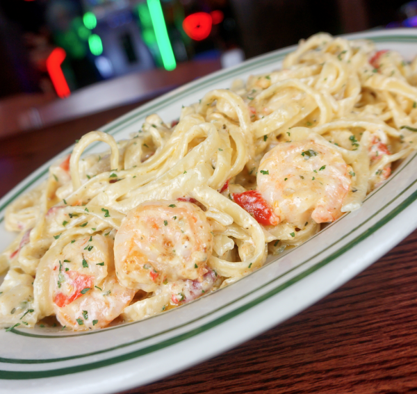 Shrimp & Crab Alfredo