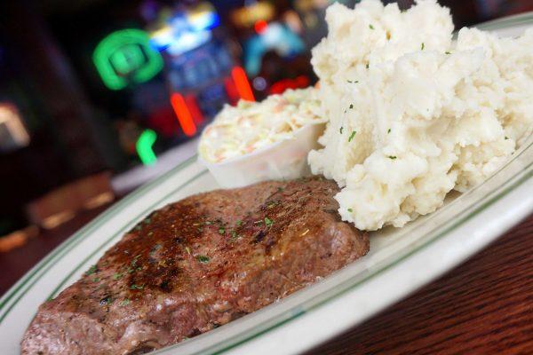 10oz. USDA Flat Iron Steak