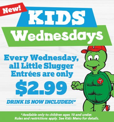 Kids Wednesdays