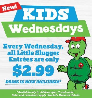 Kids Wednesdays