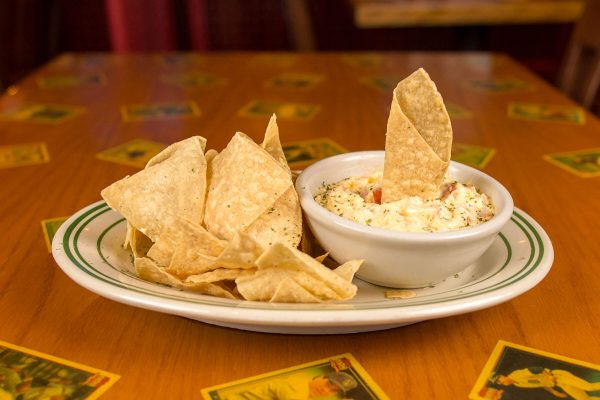Louisiana Crab Dip