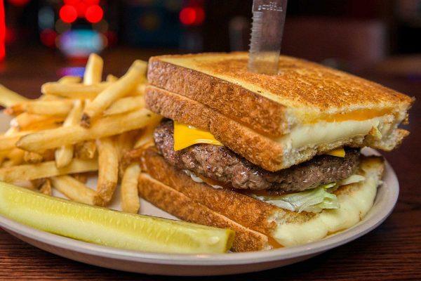 Mountain Melt Burger