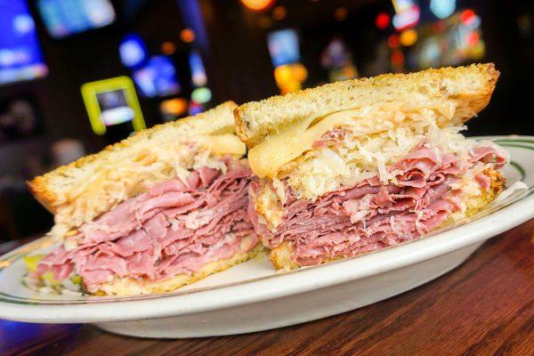 New York Grilled Reuben