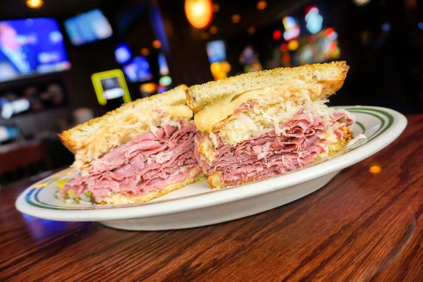 New York Grilled Reuben