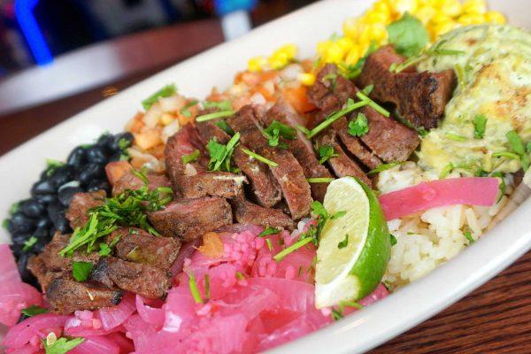 Southwest Baja Steak Bowl