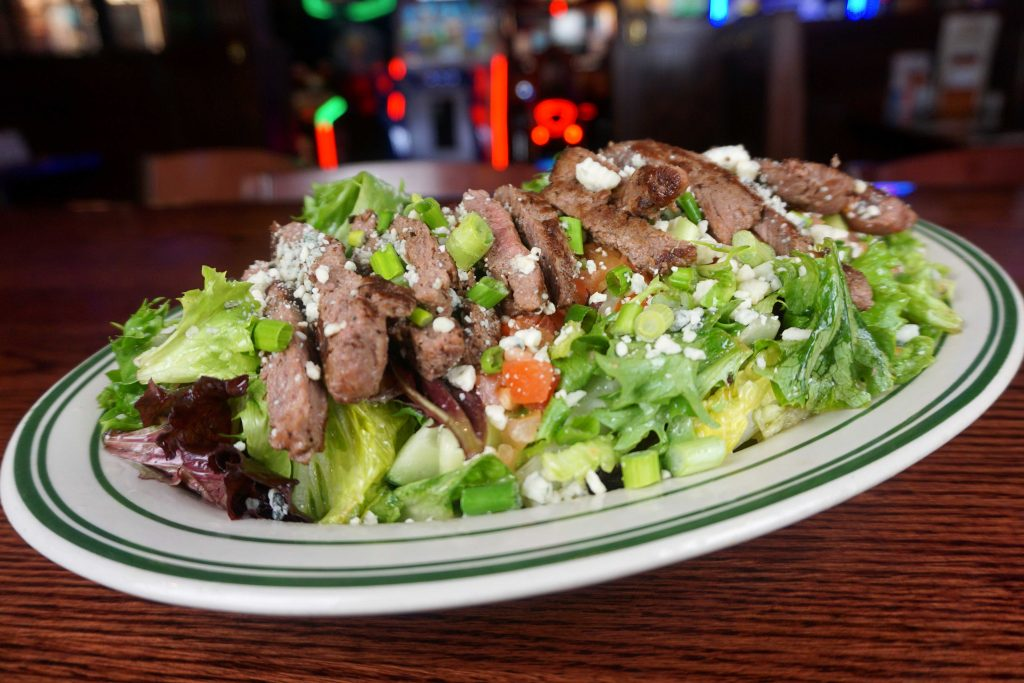 Salad Entrées