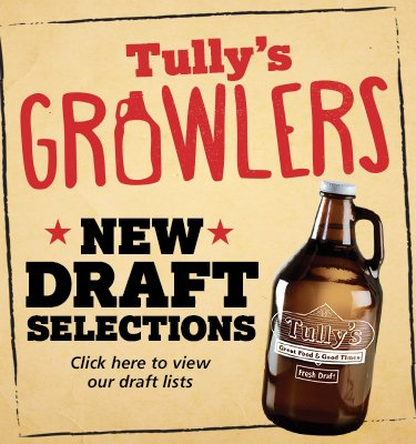 Tully's Growlers