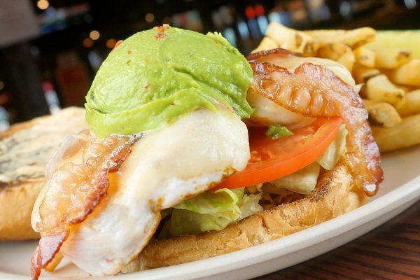 West Coast Chicken Sandwich