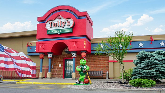 Tully's in Clarence, NY