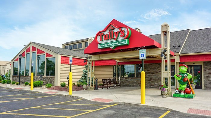 Tully's in Rochester, NY