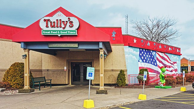 Tully's in Syracuse, NY