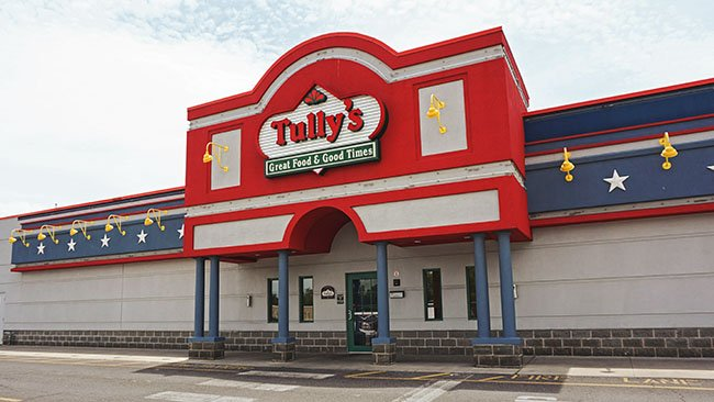 Tully's in Vestal, NY