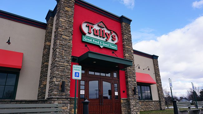 Tully's in Watertown, NY